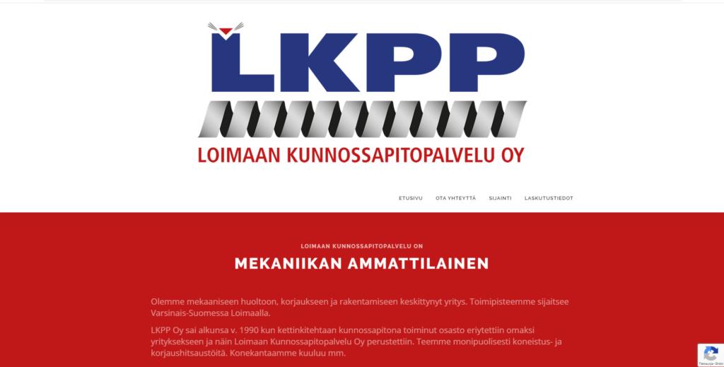 LKPP_nettisivut